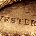 Western Stamp Branding by American West Legend By Olivier Le Queinec