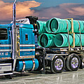 Western Star Ipex Truck by Randy Harris