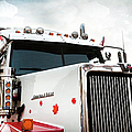 Western Star Out Of Canada by Theresa Tahara