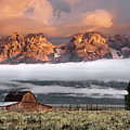 Western Sunrise by Ronnie and Frances Howard