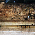Empty Western Wall by Doc Braham