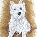 Westie by Linda Williams