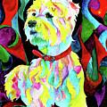 Westie by Sherry Shipley