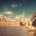 Westminster Big Ben by Nadia Di Silvestro