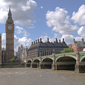 Westminster Bridge by Chris Day
