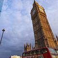 Westminster Station by Jared Windler