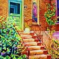 Westmount Home by Carole Spandau