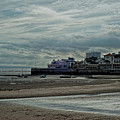 Weston - Super -mare  -  Outflow - Hdr by Krzysztof Dac