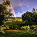 Westport Rainbow by Mary Dineen