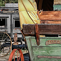 Westward Wagons by Patricia Montgomery