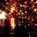 Wet City 3 by Sarah Loft