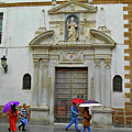Wet People Door Cadiz by Mark Victors