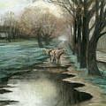Wet Spring by Michael Scherer