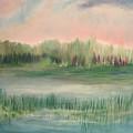 Wetland Solitude by Richard Beauregard