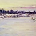 Wetland Winter by Susan Hanna