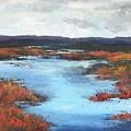 Wetlands Of Washington by Bonnie Zahn Griffith
