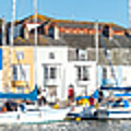 Weymouth Harbour Panorama by Colin Rayner