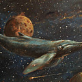 Whale Of The Universe by Michal Kwarciak