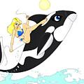 Whale Rider by Lynn Rider
