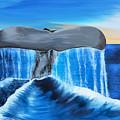 Whale Tail by Albert Kopper