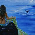 Whale Watcher by Leslie Allen