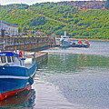 Wharf Near Angelmo Fish Market In Puerto Montt-chile  by Ruth Hager