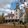 Wharton Mansion by Louis Dallara