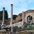 Basilica Aemilia by Tammy Mutka