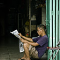What's The News by Charuhas Images