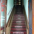 What's Upstairs by Nina Fosdick