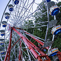 Wheel At The Fair by Pablo Rosales