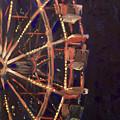 Wheel by Joseph A Langley