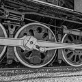 Wheels On A Locomotive by Sue Smith