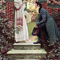 When All The World Seemed Young by Howard Pyle