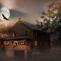 When Dead Leaves Fly by Lori Deiter