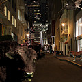When The Lights Go Down In The City by Wingsdomain Art and Photography