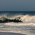 When The Ocean Speaks - Jersey Shore by Angie Tirado
