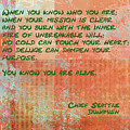 When You Know by Paulette B Wright