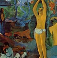 Where Do We Come From What Are We Where Are We Going 1897 by Gauguin Paul