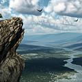 Where Eagles Soar by Richard Rizzo