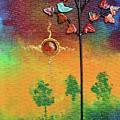 Where Fireflies Gather by Donna Blackhall
