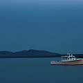 Where Mountains Meet The Sea by Greg DeBeck