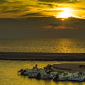 Where The Boats Are Sleeping by Giuseppe R F Seccia
