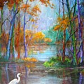 Where The Egret Lives by Barbara Couse Wilson
