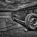 Where The Roads End... by Evelina Kremsdorf