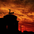 While Rome Burns by Rob Davies