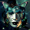 Whimsical Masquerade by G Berry