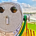 Whimsical View by Keith Allen