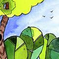 Whimsy Trees by Tonya Doughty