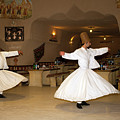 Whirling Dervishes by Aivar Mikko
